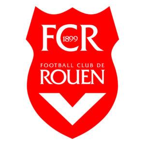 Logo Football Club de Rouen FCR