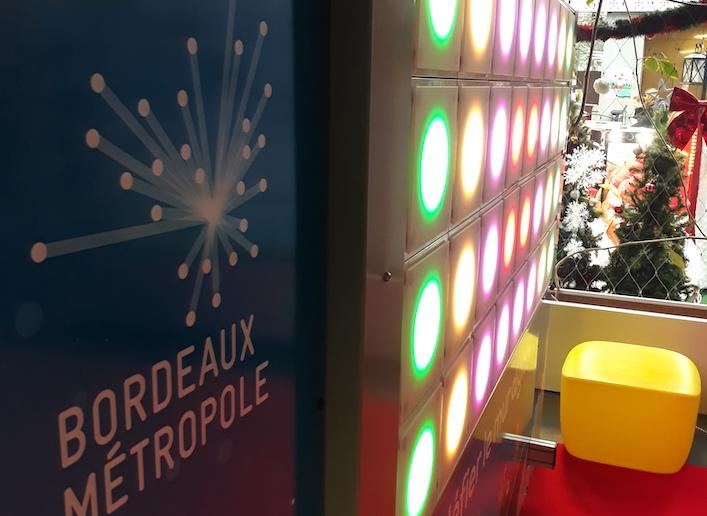Mon Mur Digital à l'image de Bordeaux Métropole