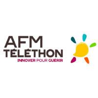 Logo AFM Téléthon Innover pour guérir