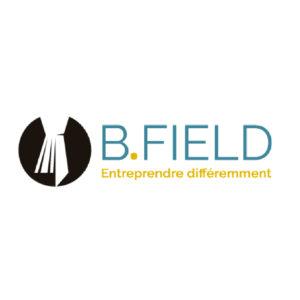 Logo B.Field entreprendre différemment