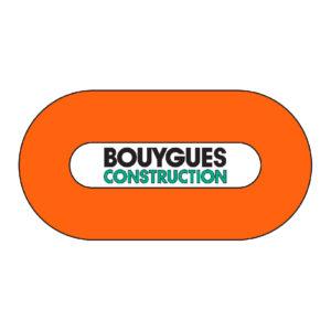 Logo Bouygues Construction