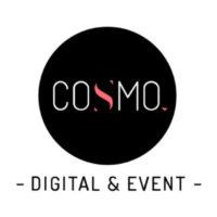 Logo Cosmo Digital & Event