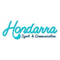Logo Hondarra Sport & Communication