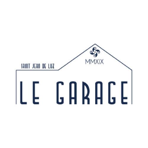 Logo Saint Jean de Luz MMXIX Le Garage