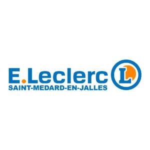 Logo Edouard Leclerc Saint Medard en Jalles
