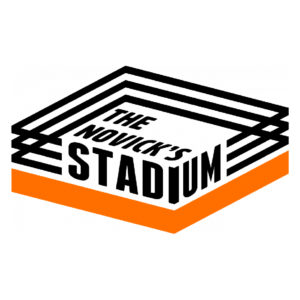 Logo The Novick's Stadium