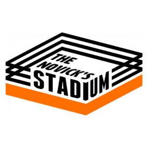 Logo The Novick's Stadium